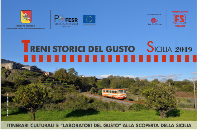 Calendario Treni Storici 2020.Al Via Treni Storici Del Gusto In Sicilia Blog Sicily