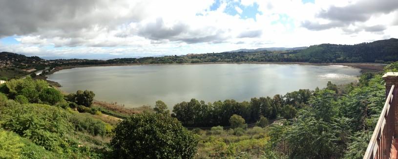 Il Lago di Pergusa e la riserva 'Selva Pergusina ...