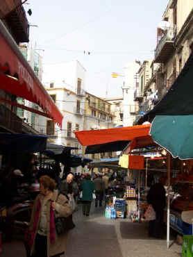 Capo mercato palermo