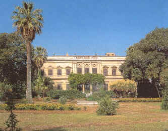 Villa whitaker a palermo - Greco mobili monreale ...